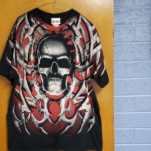 Disney Skull T-Shirt